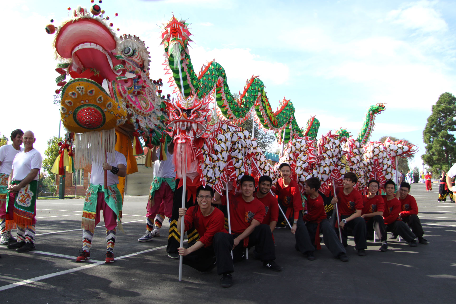 Bendigo Easter Festival 2017