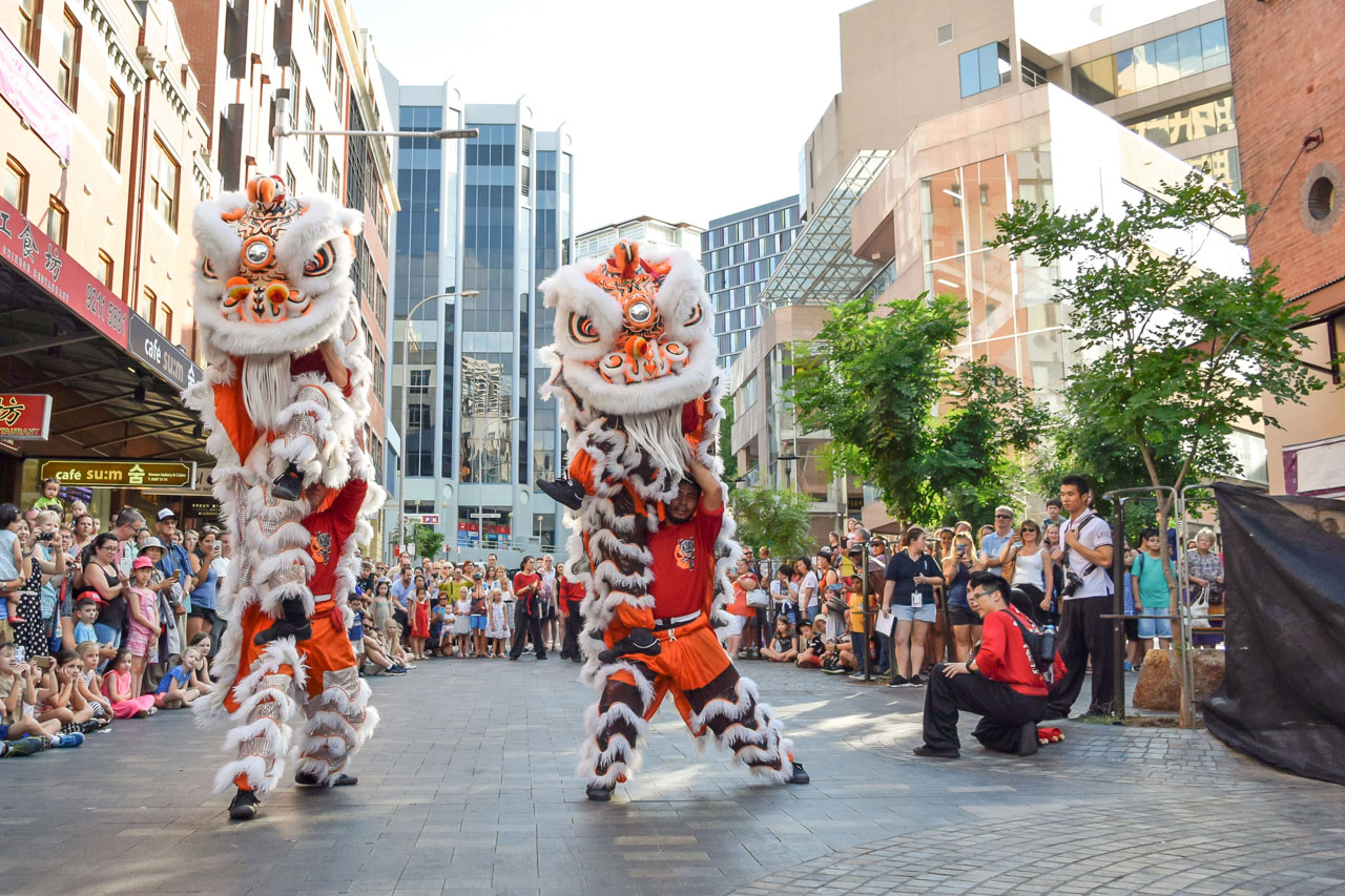 City of Sydney - Lunar Street Festival - CNY 17