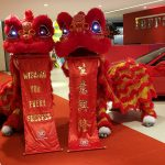 Ferrari CNY 2019 Lion Dance