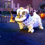 MGM Lion Dance Competition CYL 2018